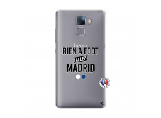 Coque Huawei Honor 7 Rien A Foot Allez Madrid