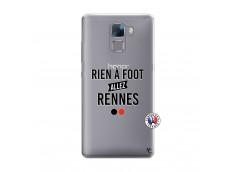 Coque Huawei Honor 7 Rien A Foot Allez Rennes