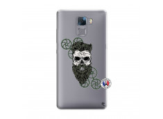 Coque Huawei Honor 7 Skull Hipster