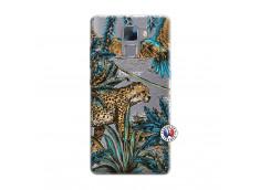 Coque Huawei Honor 7 Leopard Jungle
