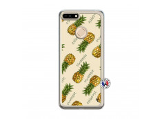 Coque Huawei Honor 7A Sorbet Ananas Translu