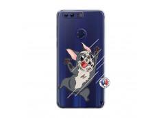 Coque Huawei Honor 8 Dog Impact