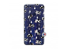 Coque Huawei Honor 8 Cow Pattern
