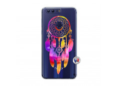 Coque Huawei Honor 8 Dreamcatcher Rainbow Feathers
