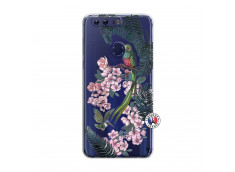 Coque Huawei Honor 8 Flower Birds