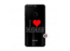 Coque Huawei Honor 8 I Love Maman