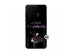 Coque Huawei Honor 8 Je Peux Pas J Ai Badminton