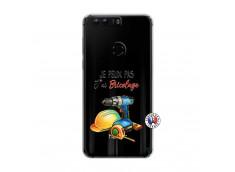 Coque Huawei Honor 8 Je Peux Pas J Ai Bricolage
