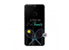 Coque Huawei Honor 8 Je Peux Pas J Ai Tennis