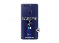 Coque Huawei Honor 8 Marseillais à Vie