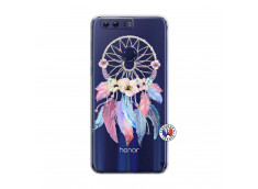 Coque Huawei Honor 8 Multicolor Watercolor Floral Dreamcatcher