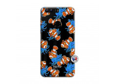 Coque Huawei Honor 8 Poisson Clown