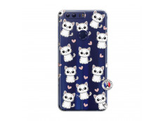 Coque Huawei Honor 8 Petits Chats