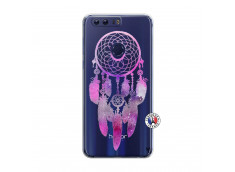 Coque Huawei Honor 8 Purple Dreamcatcher