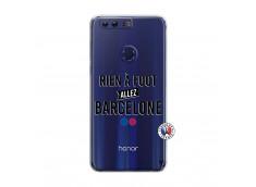 Coque Huawei Honor 8 Rien A Foot Allez Barcelone