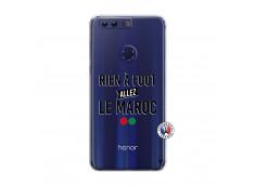 Coque Huawei Honor 8 Rien A Foot Allez Le Maroc