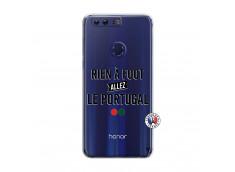 Coque Huawei Honor 8 Rien A Foot Allez Le Portugal
