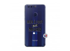 Coque Huawei Honor 8 Rien A Foot Allez Madrid