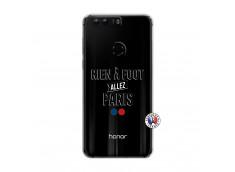 Coque Huawei Honor 8 Rien A Foot Allez Paris