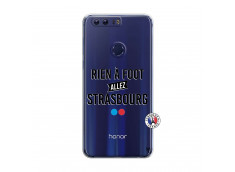 Coque Huawei Honor 8 Rien A Foot Allez Strasbourg