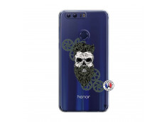 Coque Huawei Honor 8 Skull Hipster