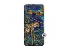 Coque Huawei Honor 8 Leopard Jungle