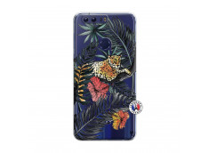 Coque Huawei Honor 8 Leopard Tree