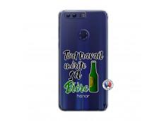 Coque Huawei Honor 8 Tout Travail Merite Sa Biere
