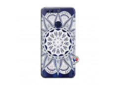 Coque Huawei Honor 8 White Mandala