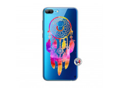 Coque Huawei Honor 9 Lite Dreamcatcher Rainbow Feathers