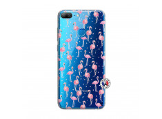 Coque Huawei Honor 9 Lite Flamingo