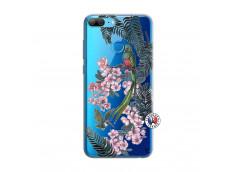 Coque Huawei Honor 9 Lite Flower Birds