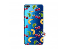 Coque Huawei Honor 9 Lite Hey Cherry, j'ai la Banane