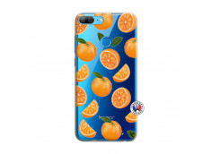 Coque Huawei Honor 9 Lite Orange Gina