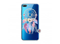 Coque Huawei Honor 9 Lite Multicolor Watercolor Floral Dreamcatcher