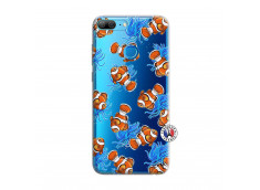 Coque Huawei Honor 9 Lite Poisson Clown