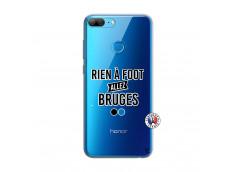 Coque Huawei Honor 9 Lite Rien A Foot Allez Bruges