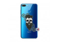 Coque Huawei Honor 9 Lite Skull Hipster