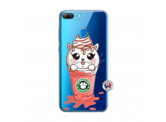 Coque Huawei Honor 9 Lite Catpucino Ice Cream