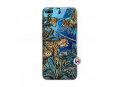 Coque Huawei Honor 9 Lite Leopard Jungle