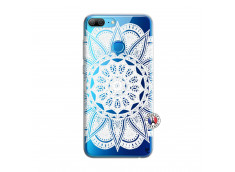 Coque Huawei Honor 9 Lite White Mandala