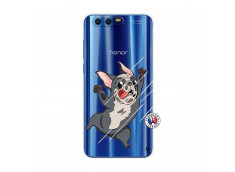 Coque Huawei Honor 9 Dog Impact