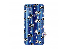 Coque Huawei Honor 9 Cow Pattern