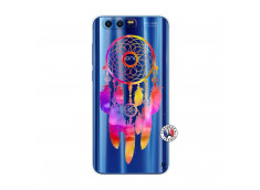 Coque Huawei Honor 9 Dreamcatcher Rainbow Feathers