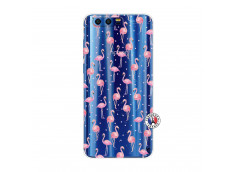 Coque Huawei Honor 9 Flamingo
