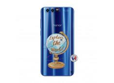 Coque Huawei Honor 9 Globe Trotter