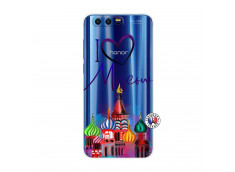 Coque Huawei Honor 9 I Love Moscow