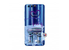Coque Huawei Honor 9 I Love Paris Arc Triomphe