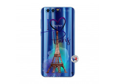 Coque Huawei Honor 9 I Love Paris