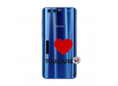 Coque Huawei Honor 9 I Love Toulouse